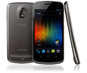 samsung galaxy nexus android 4 ice cream sandwich