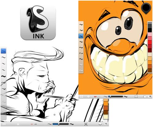 autodesk lanza sketchbook ink optimizado para la pantalla retina del ipad