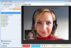 facebook videollamadas skype