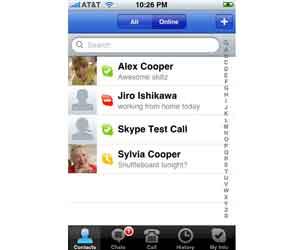 skype para android fallo