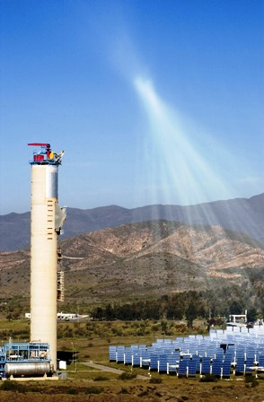 placas solares, sol, energía, alternativa, renovable, pc world