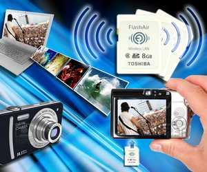 flashair, la tarjeta sdhc con wi-fi integrado de toshiba