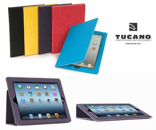 tucano presenta la nueva línea de fundas ala para el nuevo ipad