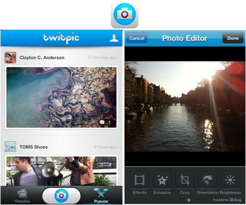 twitpic lanza su propia aplicación para iphone y ipad