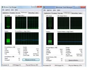 windows 8 reduce el uso de memoria