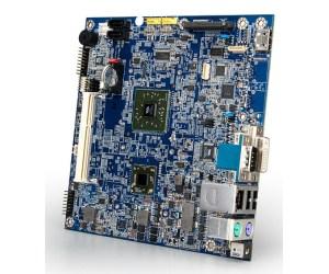 placa base via mini-itx con cpu dual core