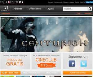 videoclub online blusens