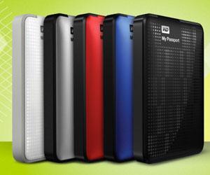 disponible la nueva generación de discos duros portátiles usb 3.0 wd my passport